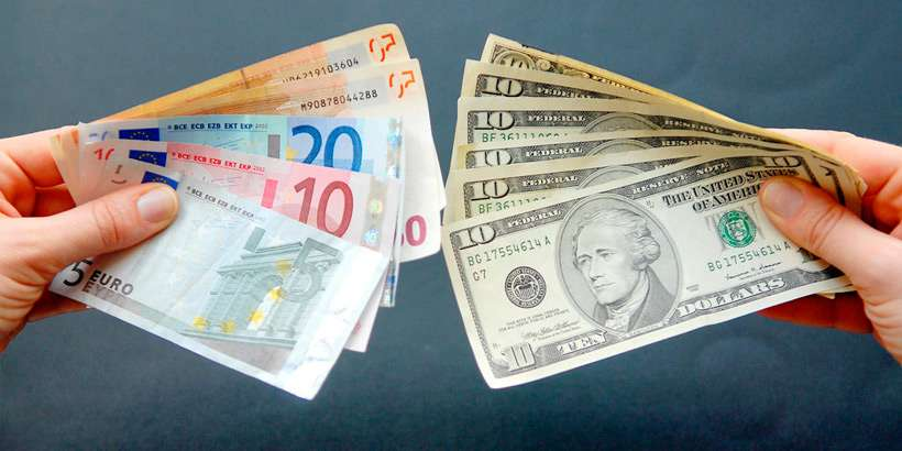 Курсы валют на 8 июля: курс доллара – 2.0521, курс евро – 2.3036, 100 российских рублей – 3.2138
