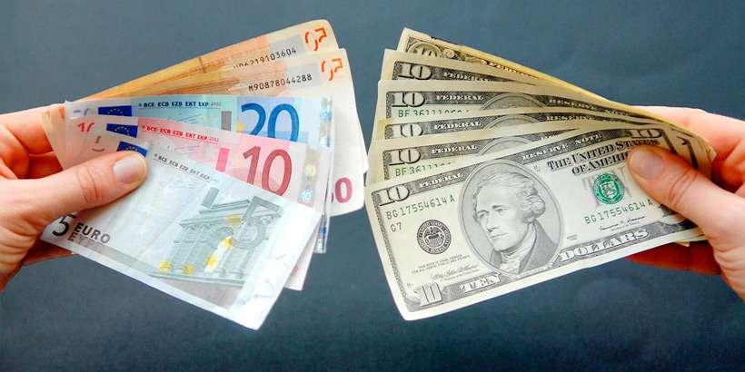 Курсы валют на 17 сентября: курс доллара – 2.5755, курс евро – 3.0365, 100 российских рублей – 3.4258