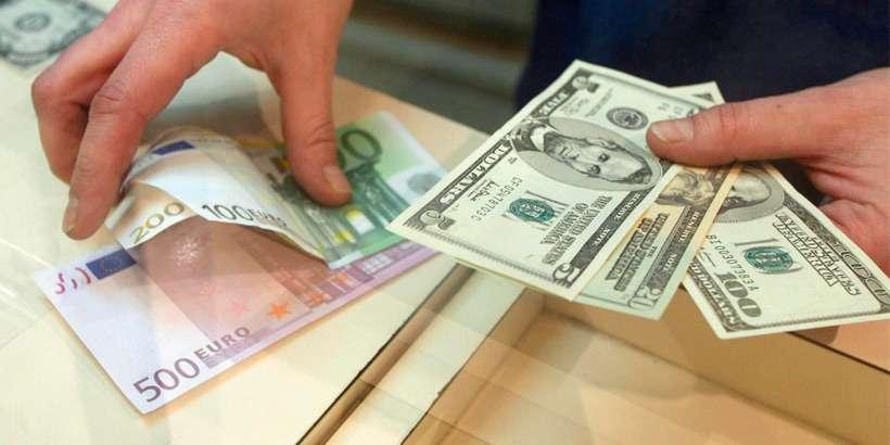 Курсы валют на 8 ноября: курс доллара – 2.1219, курс евро – 2.425, 100 российских рублей – 3.2034