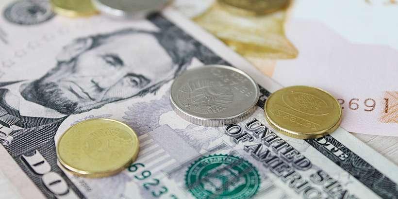 Курсы валют на 11 апреля: курс доллара – 2.0698, курс евро – 2.558, 100 российских рублей – 3.2317