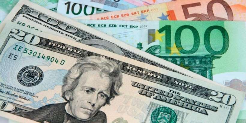 Курсы валют на 8 февраля: курс доллара – 2.1664, курс евро – 2.4549, 100 российских рублей – 3.2817